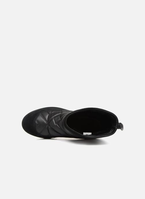 Chaussures de sport UGG W Beck Boot Noir vue gauche
