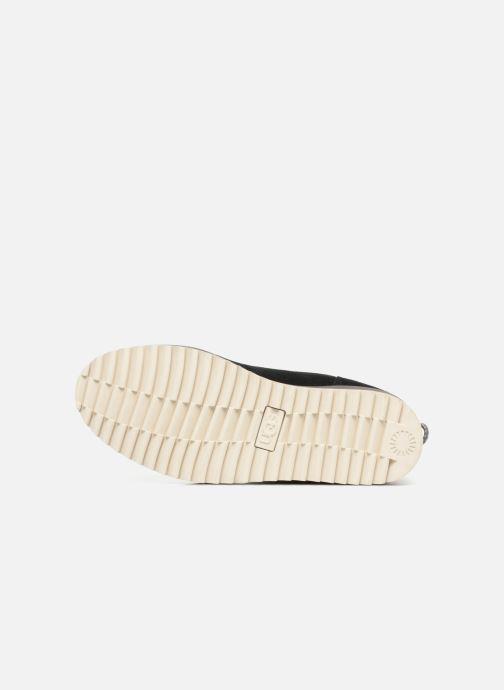 Chaussures de sport UGG W Beck Boot Noir vue haut