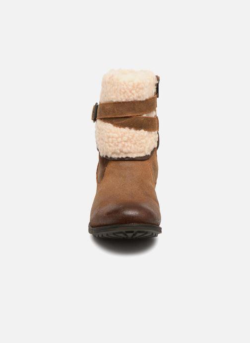 Bottines et boots UGG W Blayre Boot III Marron vue portées chaussures
