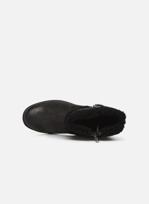 Botines  UGG W Blayre Boot III Negro vista lateral izquierda