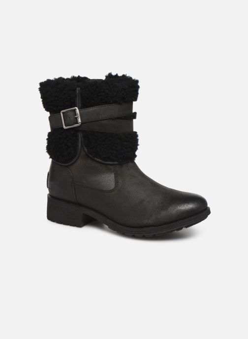 Botines  UGG W Blayre Boot III Negro vista de detalle / par