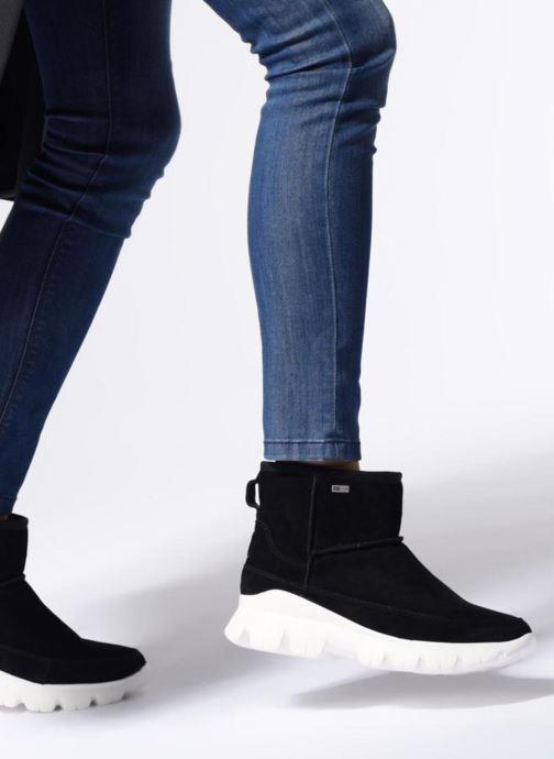 Zapatillas de deporte UGG W Palomar Sneaker Negro vista de abajo