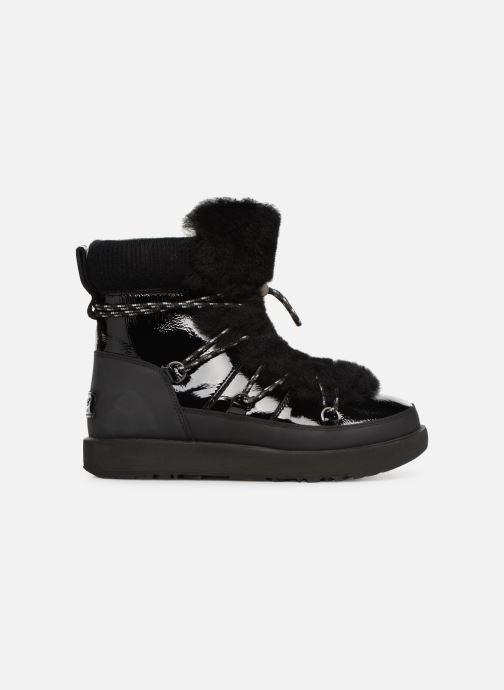 Chaussures de sport UGG W Highland Waterproof Noir vue derrière