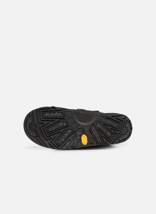 Chaussures de sport UGG W Highland Waterproof Noir vue haut