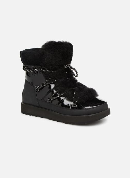 Zapatillas de deporte UGG W Highland Waterproof Negro vista de detalle / par