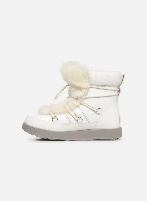 Chaussures de sport UGG W Highland Waterproof Blanc vue face