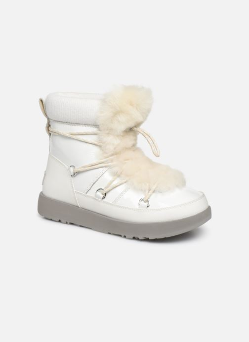 Chaussures de sport UGG W Highland Waterproof Blanc vue détail/paire