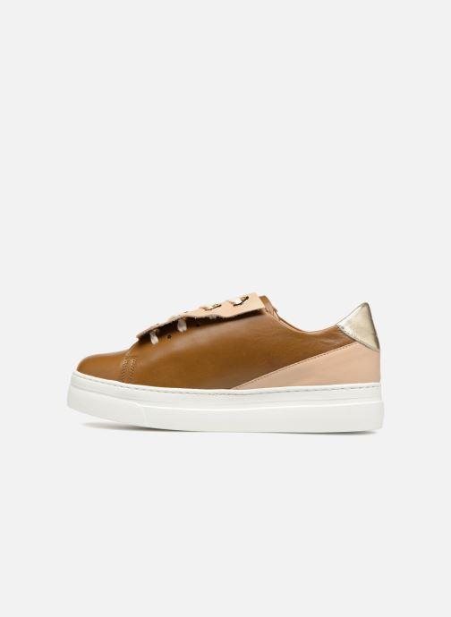 Sneaker Craie Past Circle gold/bronze ansicht von vorne