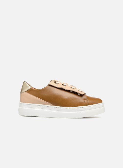 Sneaker Craie Past Circle gold/bronze ansicht von hinten
