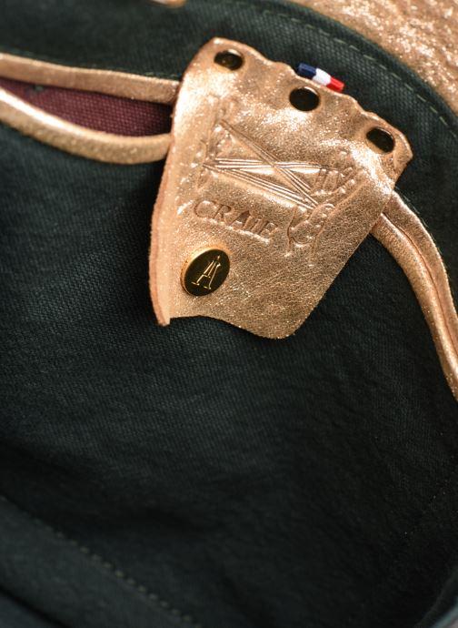 Handtassen Craie Mini Maths Goud en brons achterkant