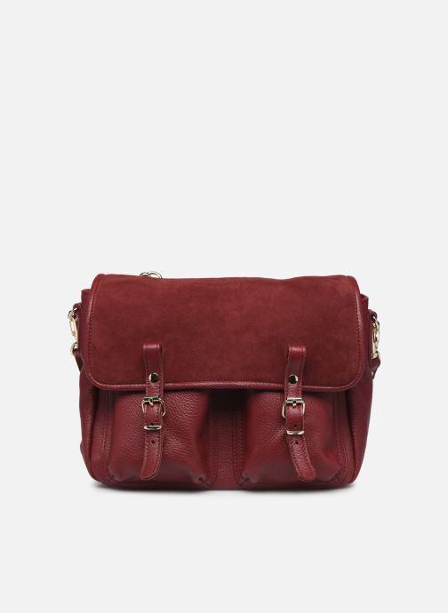 Handbags Craie Mini Maths Burgundy detailed view/ Pair view