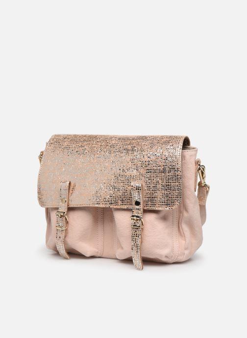 Handtaschen Craie Mini Maths silber schuhe getragen