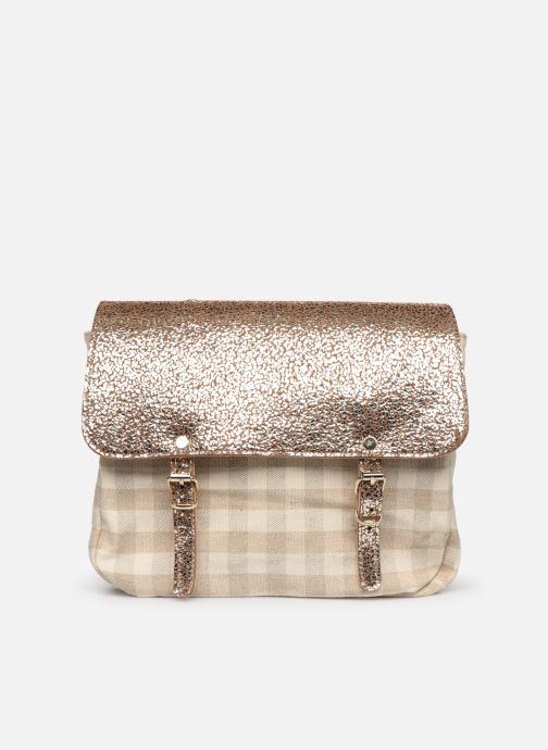 Handtaschen Craie Mini Maths silber ansicht von links