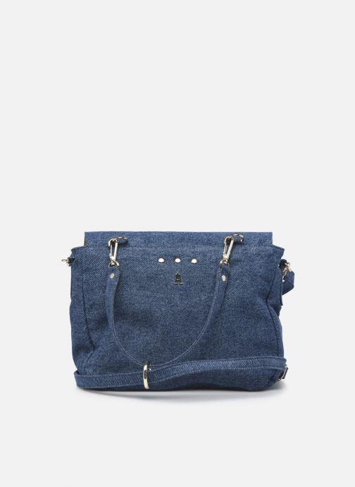 Handtaschen Craie Mini Maths blau ansicht von vorne