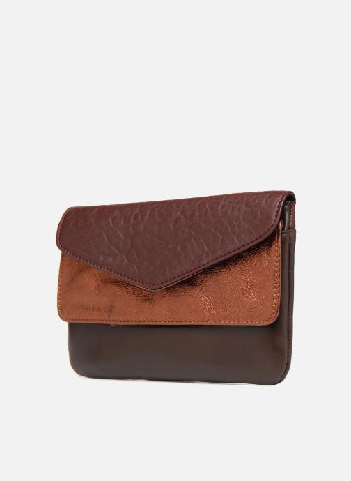 Portemonnaies & Clutches Craie Maxi pocket orange schuhe getragen