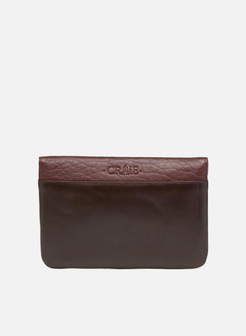 Portemonnaies & Clutches Craie Maxi pocket orange ansicht von vorne