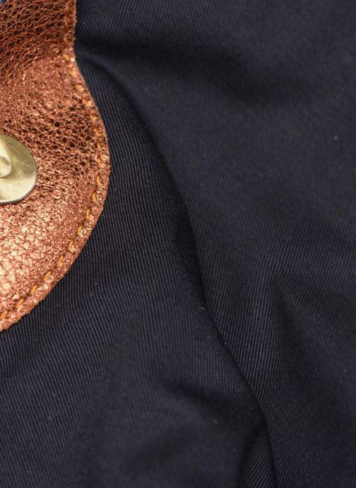 Portemonnaies & Clutches Craie Maxi pocket orange ansicht von hinten