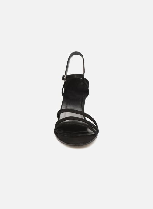 Sandales et nu-pieds Elizabeth Stuart Baza 300 Noir vue portées chaussures