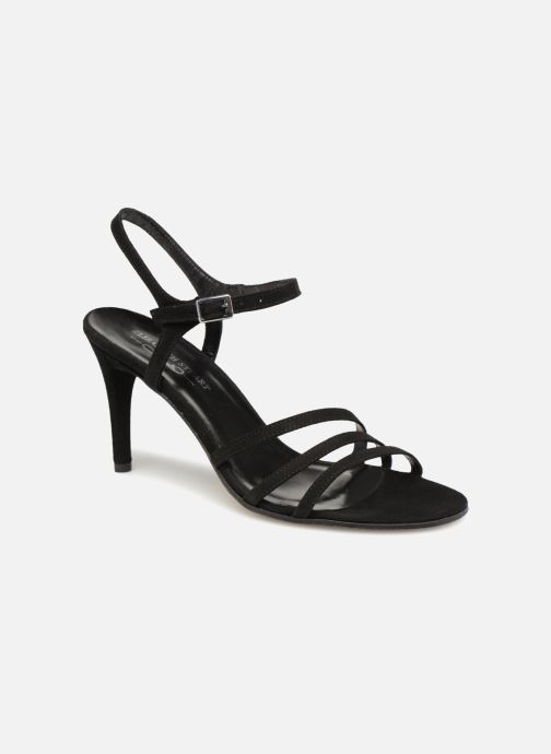 Sandales et nu-pieds Elizabeth Stuart Baza 300 Noir vue détail/paire