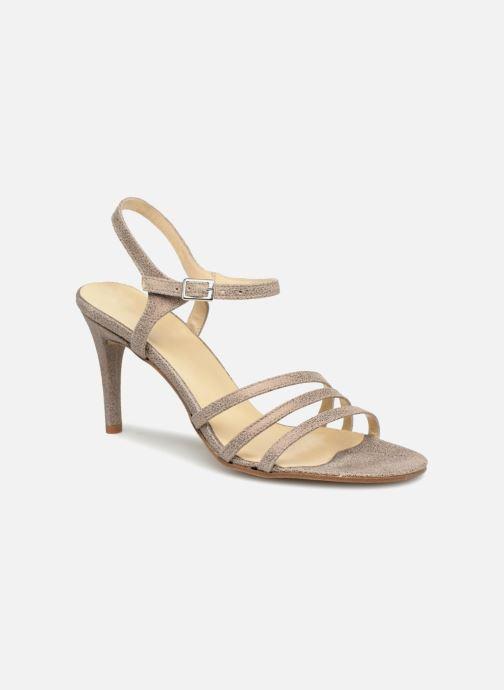 Sandales et nu-pieds Elizabeth Stuart BAZA 415 Gris vue détail/paire
