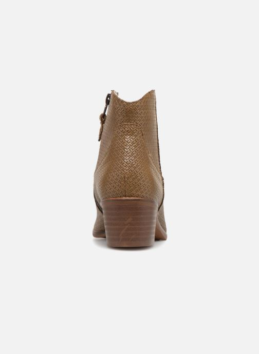 Stiefeletten & Boots Elizabeth Stuart COPPER 326 braun ansicht von rechts