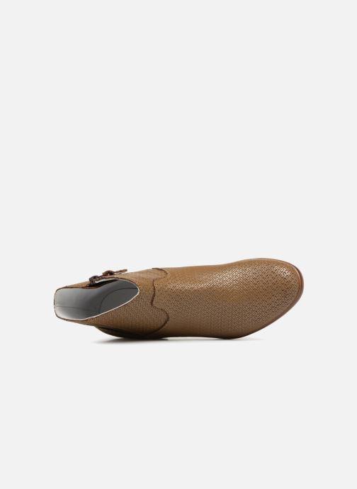 Stiefeletten & Boots Elizabeth Stuart COPPER 326 braun ansicht von links