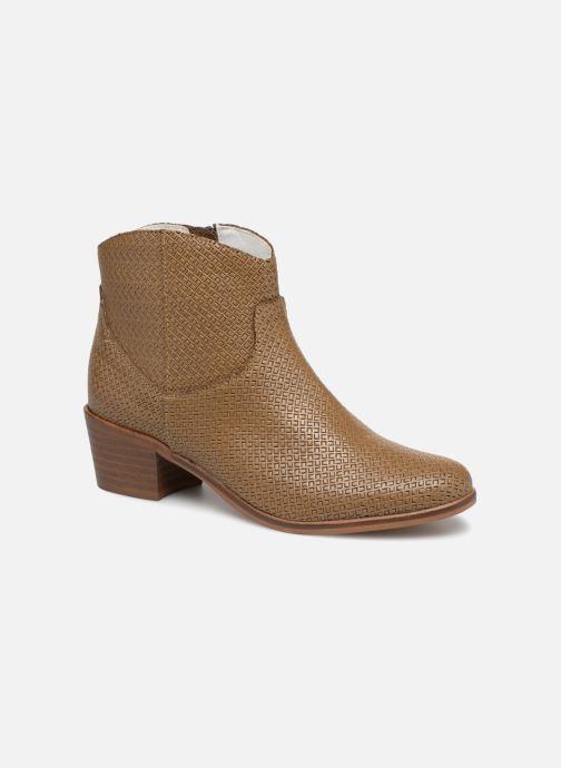 Stiefeletten & Boots Elizabeth Stuart COPPER 326 braun detaillierte ansicht/modell