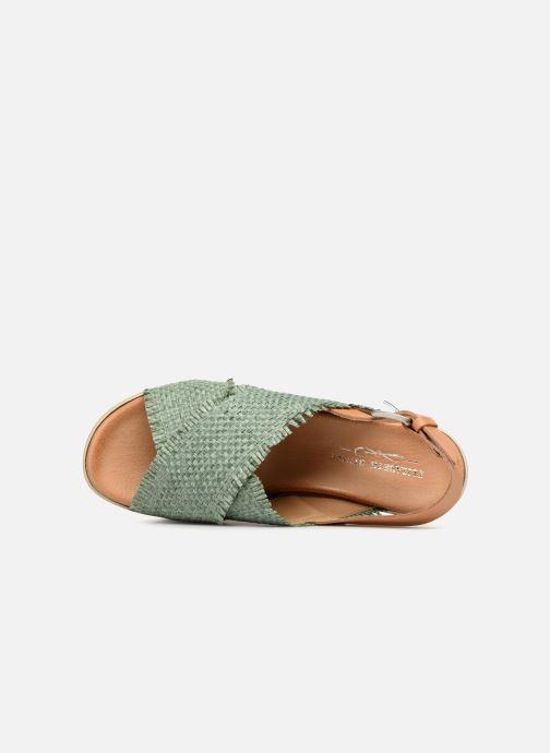 Sandali e scarpe aperte Elizabeth Stuart Denver 805 Verde immagine sinistra