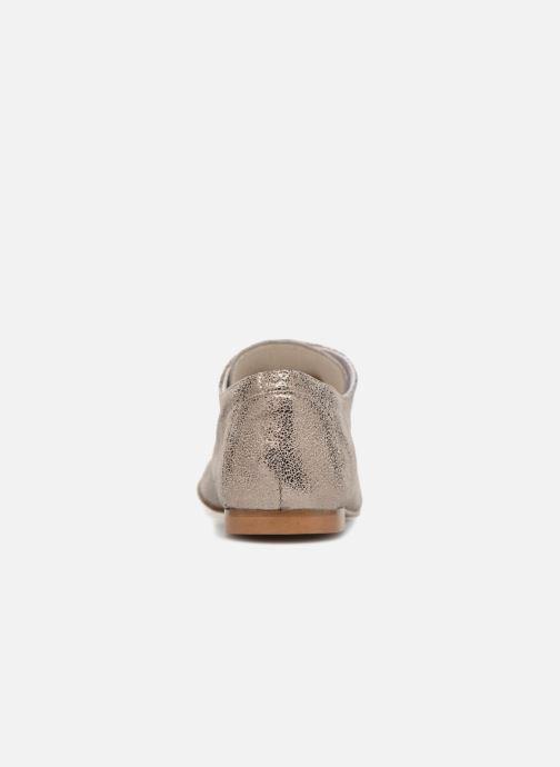 Chaussures à lacets Elizabeth Stuart ISSIO 415 Argent vue droite