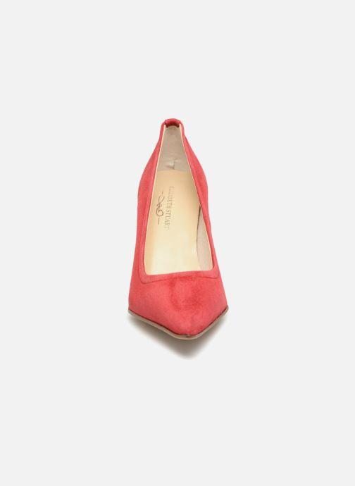 Escarpins Elizabeth Stuart Lana 300 Rouge vue portées chaussures