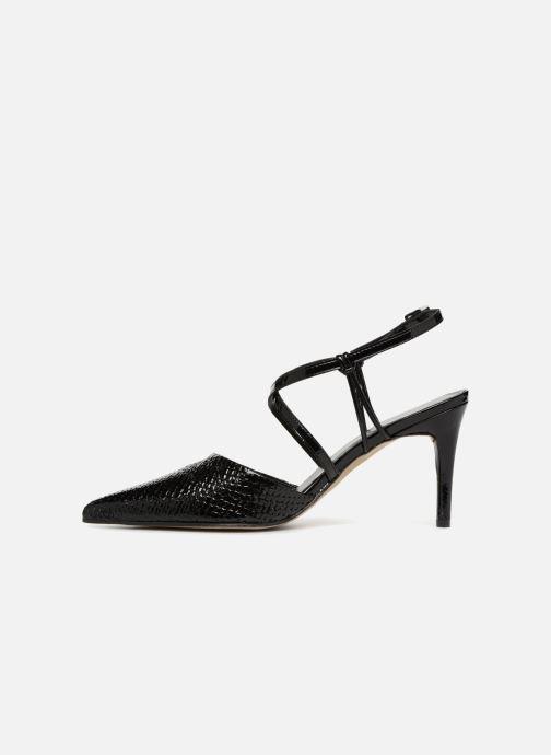 Sandales et nu-pieds Elizabeth Stuart LUCY 454 Noir vue face