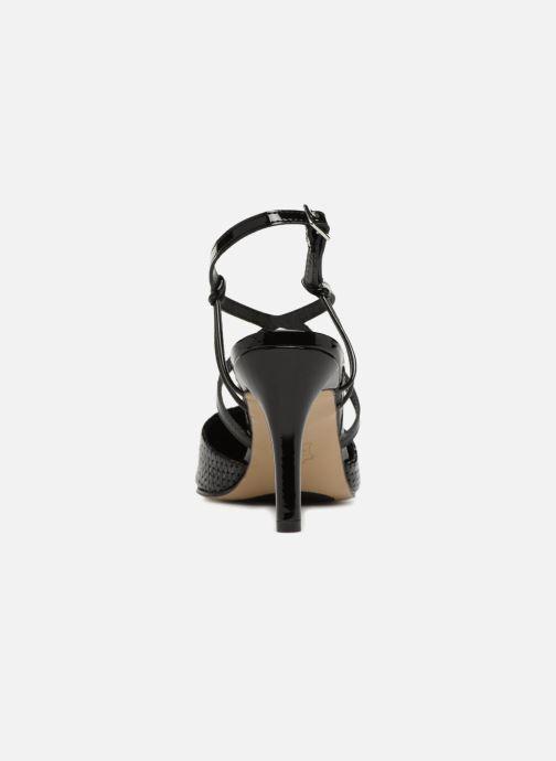 Sandales et nu-pieds Elizabeth Stuart LUCY 454 Noir vue droite
