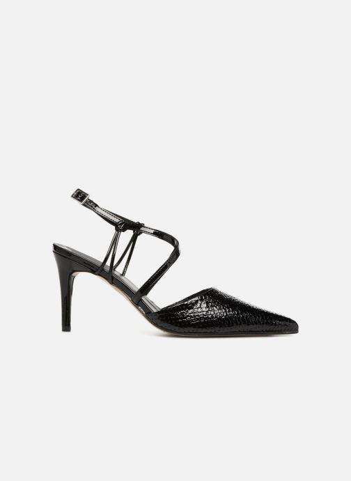 Sandales et nu-pieds Elizabeth Stuart LUCY 454 Noir vue derrière