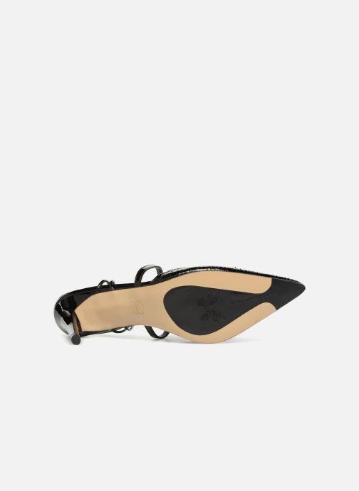 Sandales et nu-pieds Elizabeth Stuart LUCY 454 Noir vue haut
