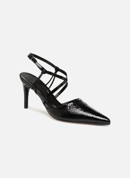 Sandales et nu-pieds Elizabeth Stuart LUCY 454 Noir vue détail/paire