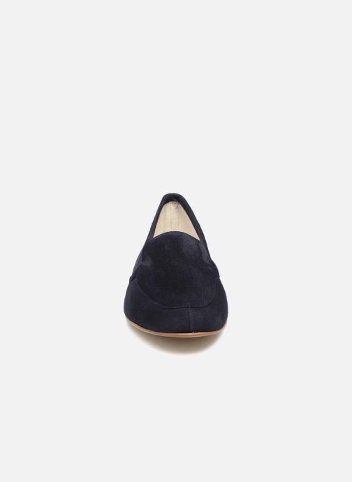 Mocassins Elizabeth Stuart Namo 300 Bleu vue portées chaussures