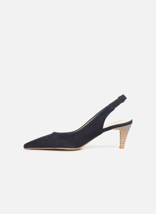 Zapatos de tacón Elizabeth Stuart Revel 300 Azul vista de frente