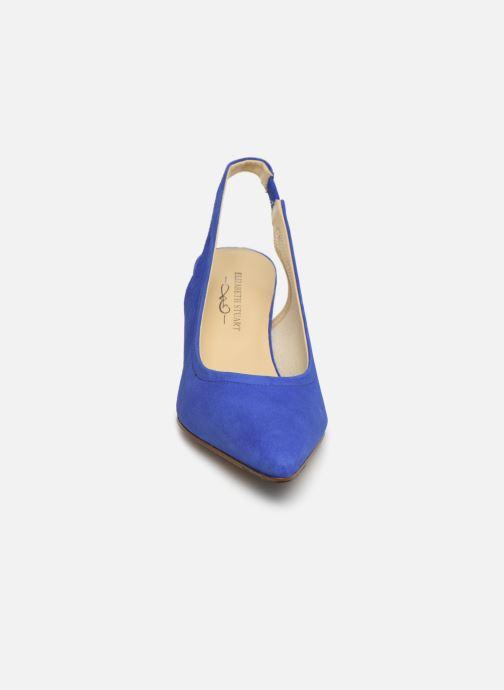 Escarpins Elizabeth Stuart Revel 300 Bleu vue portées chaussures