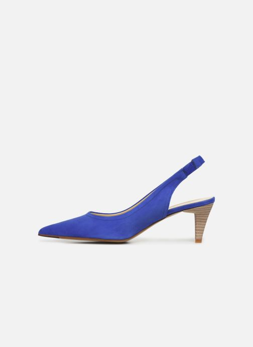 High heels Elizabeth Stuart Revel 300 Blue front view