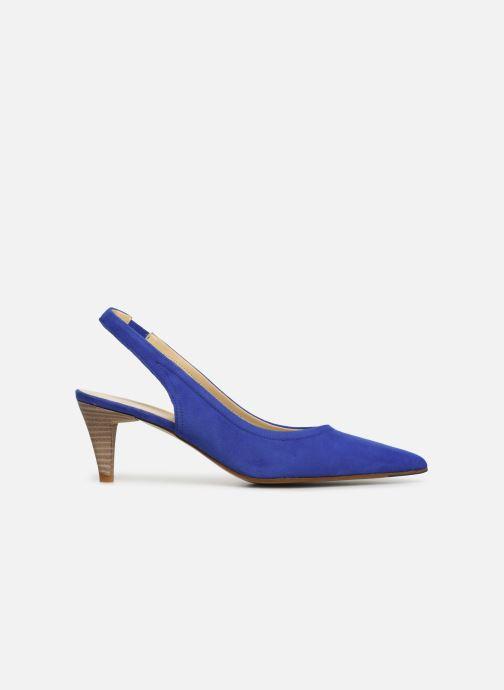 High heels Elizabeth Stuart Revel 300 Blue back view
