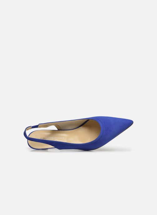 High heels Elizabeth Stuart Revel 300 Blue view from the left
