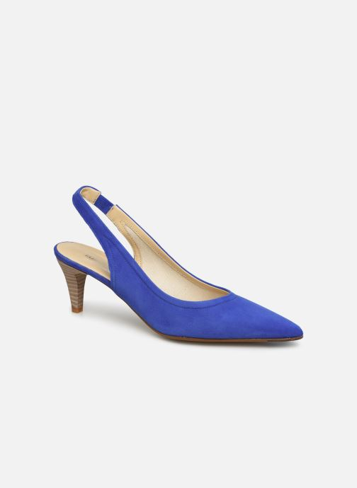 High heels Elizabeth Stuart Revel 300 Blue detailed view/ Pair view