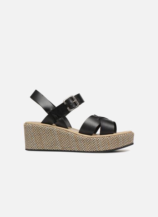 Sandales et nu-pieds Elizabeth Stuart TOKKO 466 Noir vue derrière