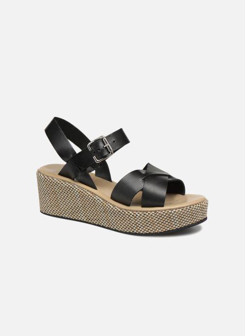 Sandales et nu-pieds Elizabeth Stuart TOKKO 466 Noir vue détail/paire