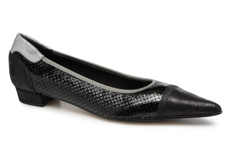 Elizabeth Stuart XIPAN 480 (Noir) - Ballerines en Más cómodo Chaussures femme pas cher homme et femme