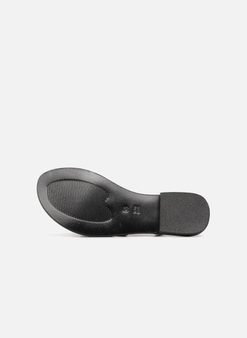 Sandales et nu-pieds Elizabeth Stuart HAG 841 Noir vue haut
