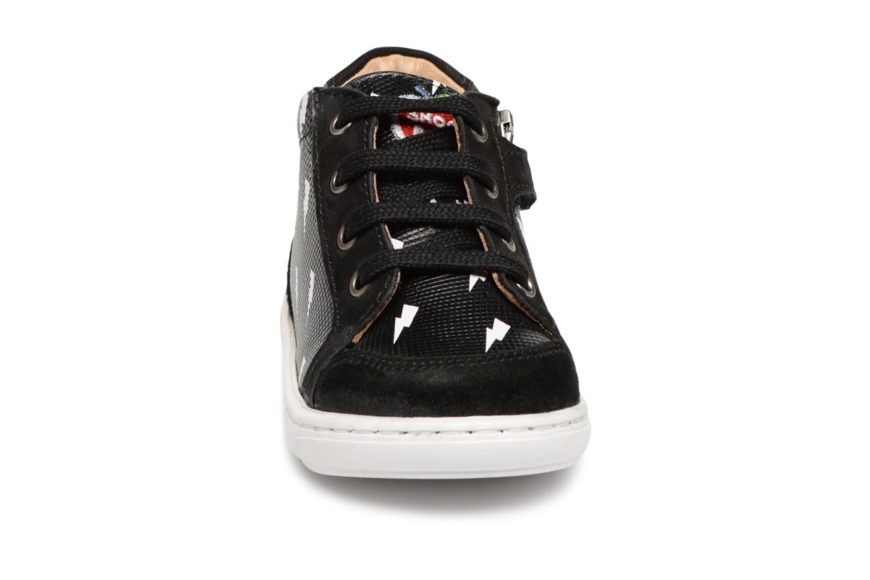 Stiefeletten & Boots Shoo Pom Bouba Zip Box Thunder schwarz schuhe getragen