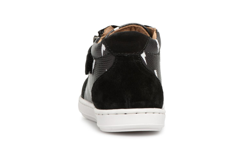 Stiefeletten & Boots Shoo Pom Bouba Zip Box Thunder schwarz ansicht von rechts