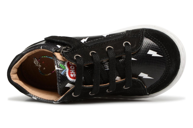Stiefeletten & Boots Shoo Pom Bouba Zip Box Thunder schwarz ansicht von links