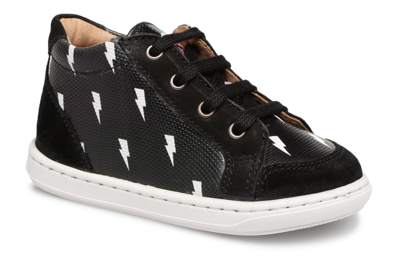 Stiefeletten & Boots Shoo Pom Bouba Zip Box Thunder schwarz detaillierte ansicht/modell